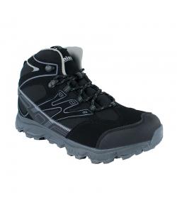 Mládežnícke topánky čierne AXIM