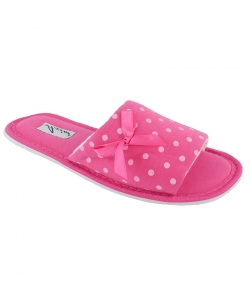 Dámske papuče ružové AXIM