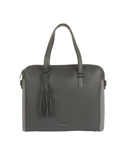 Dámska sivá kabelka monnari