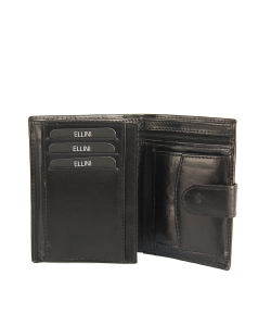 Pánska čierna peňaženka ELLIN