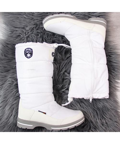 c6acf6e4dace6 Dámske biele snehule American