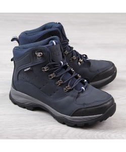 Chlapčenské modré topánky N.E.W.S