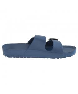 Pánske modré šľapky AXIM
