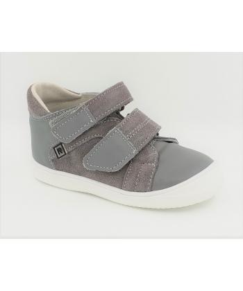 09ad49bd997d Chlapčenské sivé topánky RAK