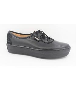 Dámske čierne topánky imunzi
