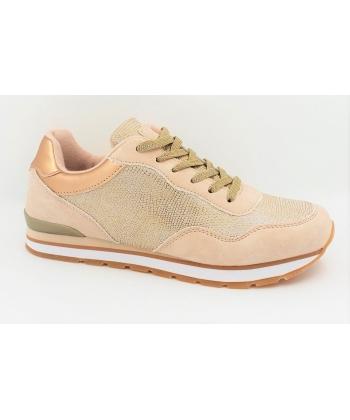 89318681a8 Dámske zlaté botasky American