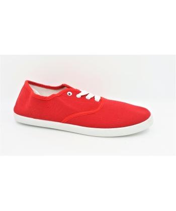 fc411708a27b Dámske červené tenisky Wishot