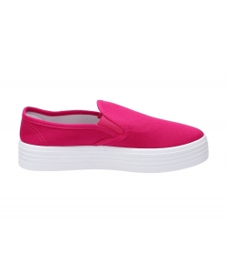 8cfd890772 Dámske ružové tenisky Wishot ...