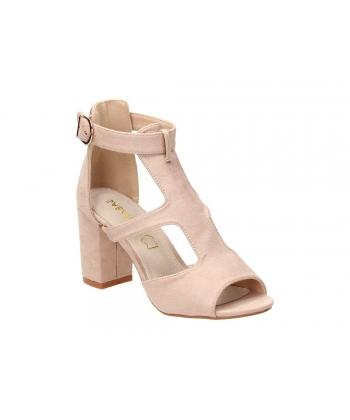 0d28aa5ec032 Dámske béžové sandále SABATINA
