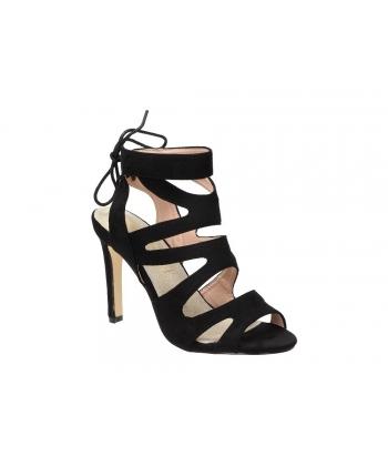 7fbcc5a9c9abd Sandále čierne SABATINA