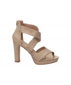 Sandále béžové SABATINA