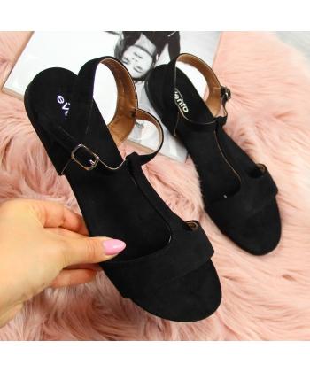 cfc497547d001 Dámske sandále čierne EVENTO