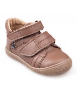 Chlapčenské topánky hnedé RAK