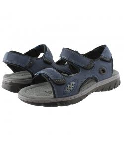 Pánske modré sandále Wojtylko