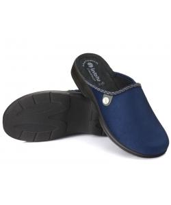 Pánske modré šľapky INBLU