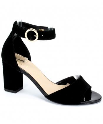 ca101db7ff84d Sandále čierne SALA