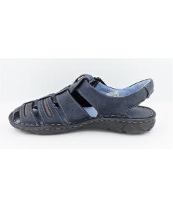 Pánske modré sandále Mateos