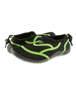 UNI čierne topánky do vody axim