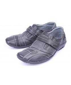 Topánky tmavosivé IGUANA