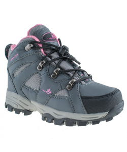 Dievčenské sivé topánky VEMONT