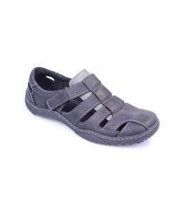 Sandále čierne IGUANA