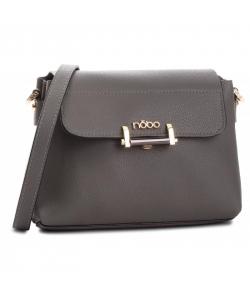 Dámska sivá kabelka NOBO