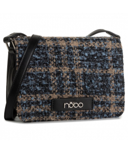 Dámska čierna kabelka NOBO