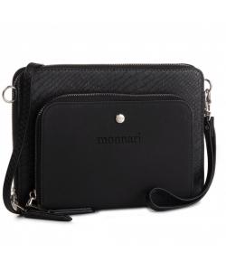 Dámska čierna kabelka Monnari