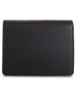 Dámska čierno-hnedá kabelka NOBO