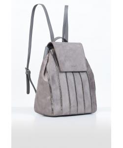 Dámsky sivý ruksak Monnari