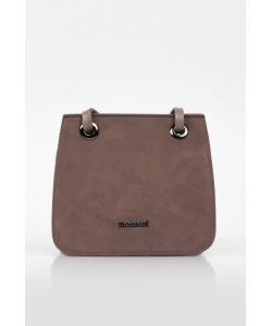 Dámska hnedá kabelka Monnari