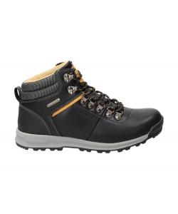 Mládežnícke čierne topánky WISHOT