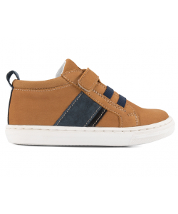 Chlapčenské hnedé topánky MIDO NOSTER