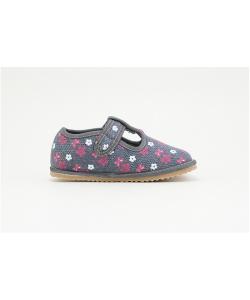 Dievčenské sivé papučky PROTETIKA