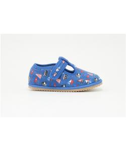 Chlapčenské modré papučky PROTETIKA