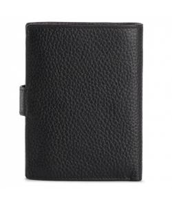 Pánska čierna peňaženka Pierre Cardin