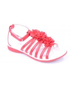 Sandálky červené AMERICAN