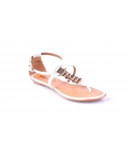Sandálky biele EVENTO