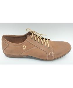 Pánske topánky hnedé IGUANA