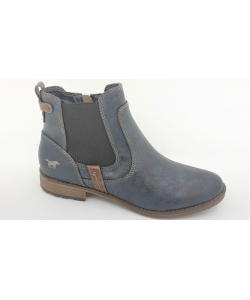 Dámske členkové topánky MUSTANG