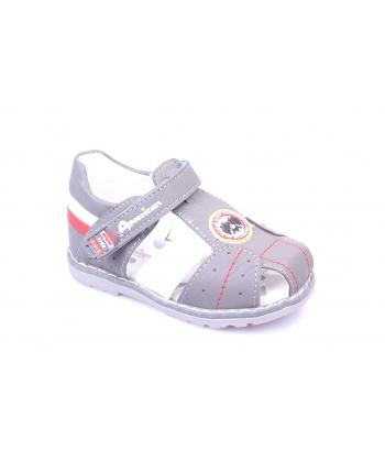 Sandálky sivé AMERICAN