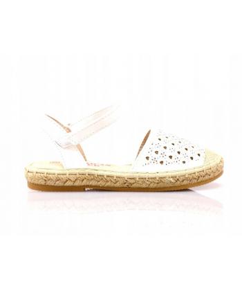 Dievčenské biele sandále American