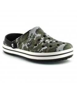 Pánske zelené crocs American