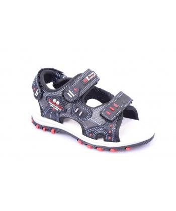Sandálky čierne AMERICAN