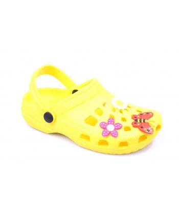 Sandálky žlté AMERICAN