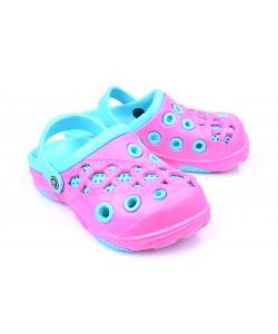 Sandálky fialovo-ružové AMERICAN