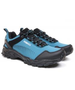 UNI modré trekinové topánky American