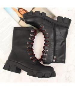 Dámske čierne čižmy C&A