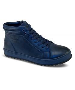 Pánske modré topánky Lee Cooper