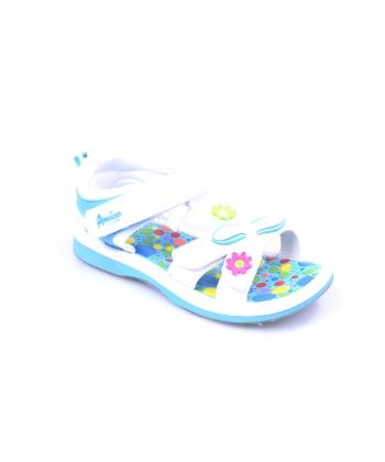 Topánky do vody biele AMERICAN